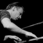 Herbert in concert, piano improvisatie