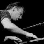 Herbert in concert, piano improvisatie