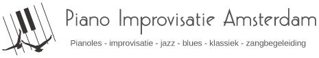 Piano Improvisatie Amsterdam Logo