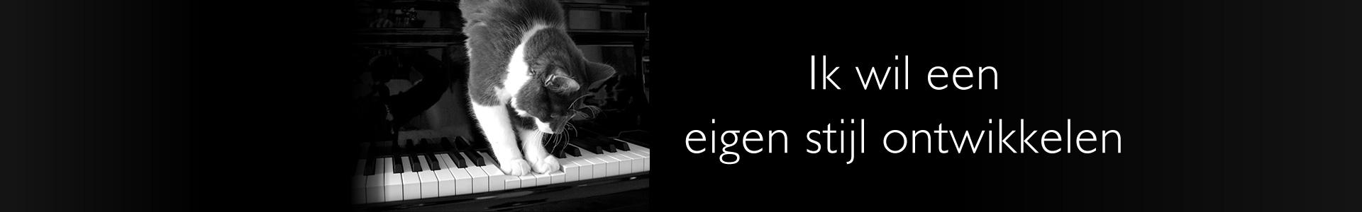 Piano improvisatie, een eigen stijl ontwikkelen